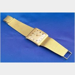18kt Gold Wristwatch, Corum