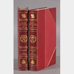 (Napoleon, Extra Illustrated, Decorative Binding), Goldsmith, Lewis (1763?-1846)