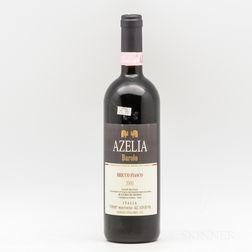 Azelia Barolo Bricco Fiasco 2000, 1 bottle