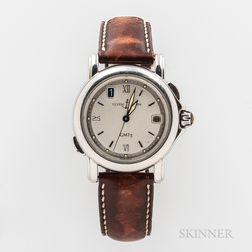 "Ulysse Nardin ""San Marco"" GMT Wristwatch"