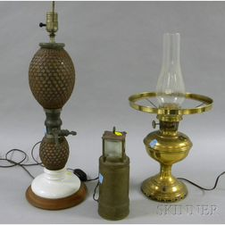Group of Marine and Decorative Items