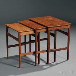 Three Nesting Tables
