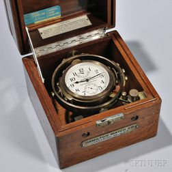 Hamilton Model 22 Two-day Deck Chronometer
