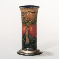 Moorcroft Pottery Eventide Design Vase