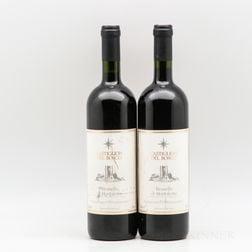 Castiglion del Bosco Brunello di Montalcino 1994, 2 bottles
