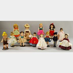 "Madame Alexander ""Little Women"" and ""Sound of Music"" Dolls"