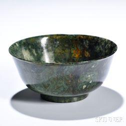 Hardstone Bowl