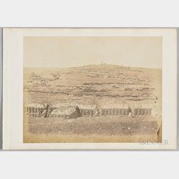 Crimean War Salt Print Attributed to James Robertson