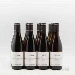 Antoine Jobard Meursault Genevrieres 2016, 12 bottles (oc)