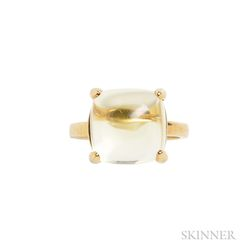 "18kt Gold and Citrine ""Sugar Stacks"" Ring, Paloma Picasso, Tiffany & Co."
