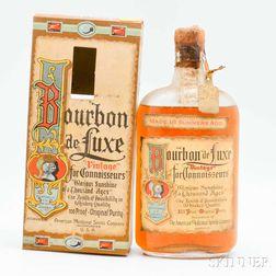 Bourbon de Luxe   18 Summers Old   1916