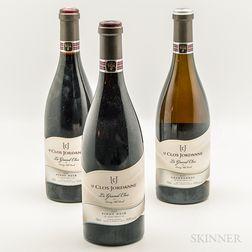 Le Clos Jordanne, 3 bottles