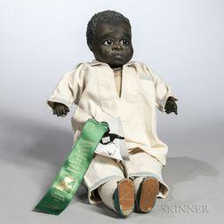 Leo Moss Crying Boy Doll