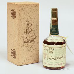 Very Old Fitzgerald 8 Years Old 1962, 1 1/2 pint bottle (oc)