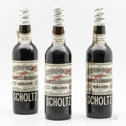 Scholtz Hermanos Malaga Solera 1885, 3 bottles