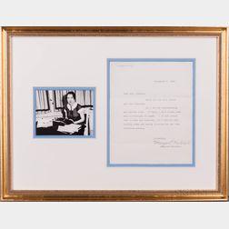 Mitchell, Margaret (1900-1949) Typed Letter Signed, 5 September 1936.
