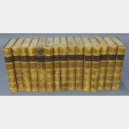 (Decorative Bindings), Eliot, George, The Works of George Eliot