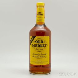 Old Medley 4 Years Old, 1 bottle
