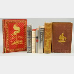 Mixed Lot, Presidential and Illustrated, Seven Volumes: