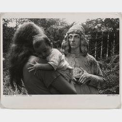 Robert Frank (Swiss, b. 1924)      Andrea, Southampton