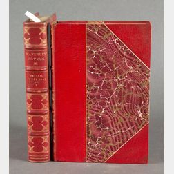 (Decorative Bindings) Scott, Sir Walter (1771-1832)