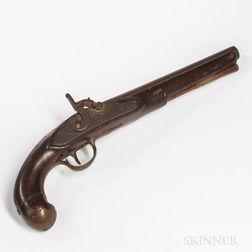 U.S. Model 1808 Navy Conversion Pistol