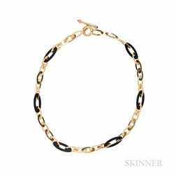 "Roberto Coin 18kt Gold ""Chic & Shine"" Necklace"