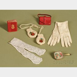 Group of  Fashion Doll Accessories