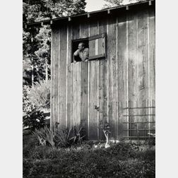 Beaumont Newhall (American, 1908-1993)      Edward Weston Carmel California