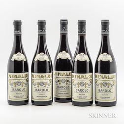 Rinaldi Barolo Brunate 2010, 5 bottles
