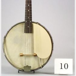 American Mandolin-Banjo, Gibson Mandolin-Guitar Company, Kalamazoo, Model MB-1