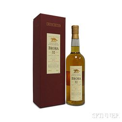 Brora 32 Years Old 2011, 1 700ml bottle