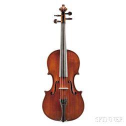Violin, Giulio Degani, c. 1915