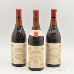 Mascarello San Rocco di Montaldo Roelo Nebbiolo dAlba 1978, 3 bottles