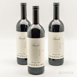 Massolino Barolo 2010, 3 bottles