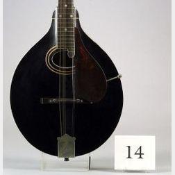 American Mandola, Gibson Mandolin -Guitar Company, Kalamazoo, 1923, Model H-1