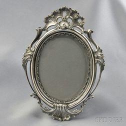 Sterling Silver Picture Frame, M. Buccellati