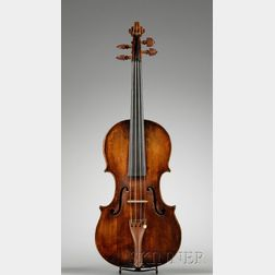 Italian Composite Violin, Ascribed to Pietro Guarneri, Venice, c. 1730