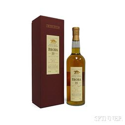 Brora 35 Years Old 2012, 1 700ml bottle