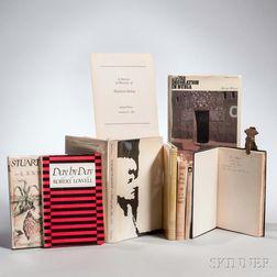 Bishop, Elizabeth (1911-1979) Nine Associated Books.
