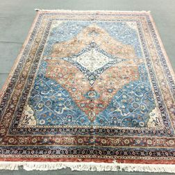 Antique Bidjar-style Carpet