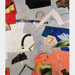 Morris Yarowsky (American, 1933-2006)      Untitled