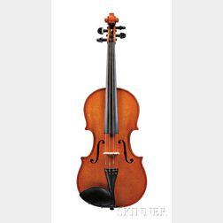 Modern Italian Violin, Giovanni Pallaver, Verona, 1972