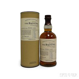 Balvenie Tun 1401 Batch 6, 1 750ml bottle