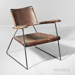 Sam Resnick Lounge Chair