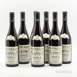 Rinaldi Barolo Brunate Le Coste 2007, 7 bottles