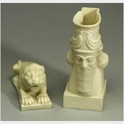 Two Copeland Parian Items