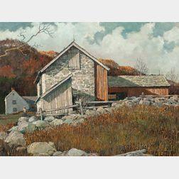 Eric Sloane (American, 1905–1985)      Pennsylvania