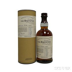 Balvenie Tun 1401 Batch 8, 1 700ml bottle