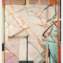 Robert Jessup (American, b. 1952)    Open Window-White Light